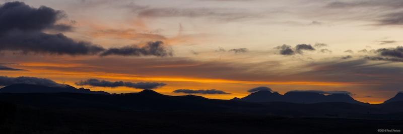 Overberg sunrise