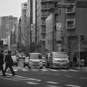 Shinjuku street scene