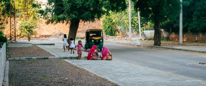 Street play - Jodhpur