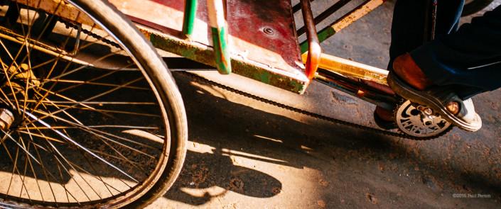 Rickshaw - Delhi