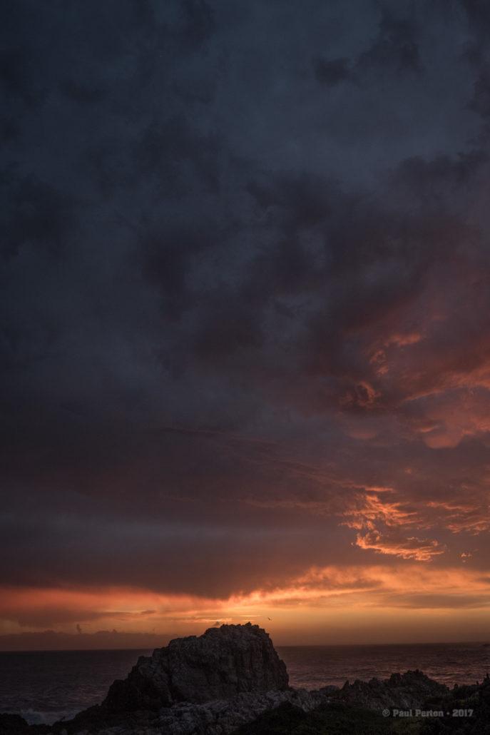 Tsitsikamma sunset